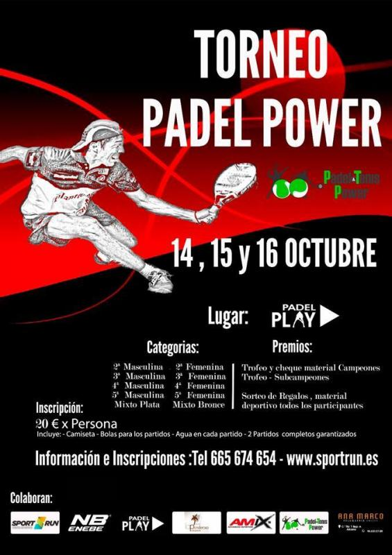 Torneo Padel Power